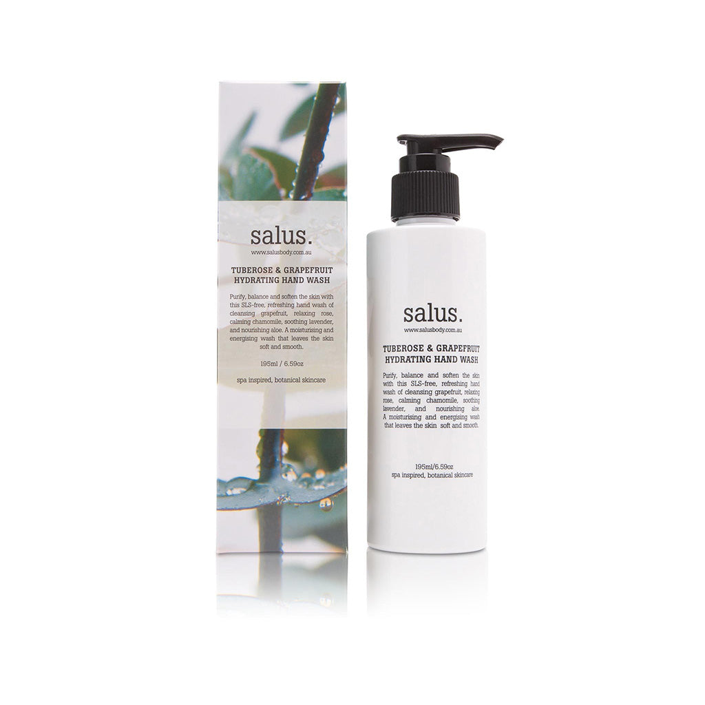 Salus Tuberose & Grapefruit Hydrating Hand Wash 195ml