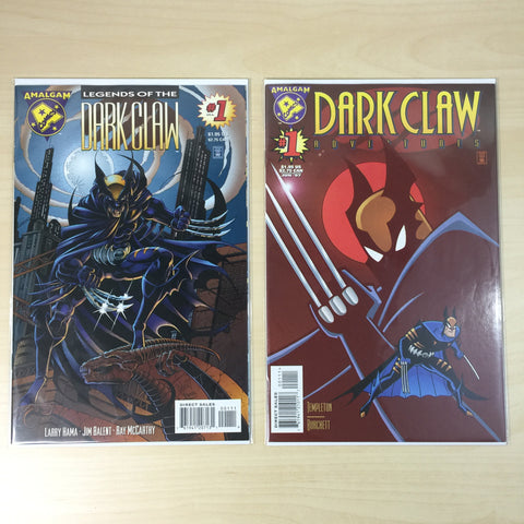 Dark Claw #1 ***1st and 2nd Series***