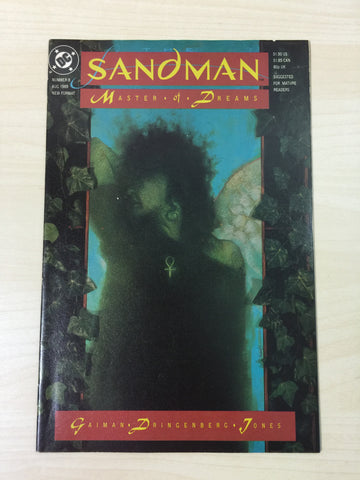 Sandman #8 *** First Appearance of Death***