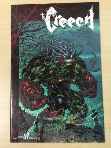 The Creech 1 ***Signed by Greg Capullo***