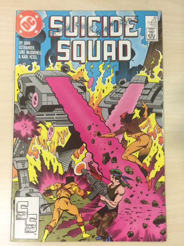 Suicide Squad 23 ***First Appearance of Oracle***