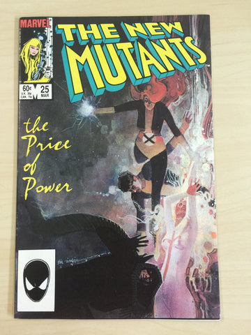 The New Mutants 25 ***First Appearance of Legion***