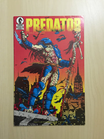 Predator #1 **Second Print**