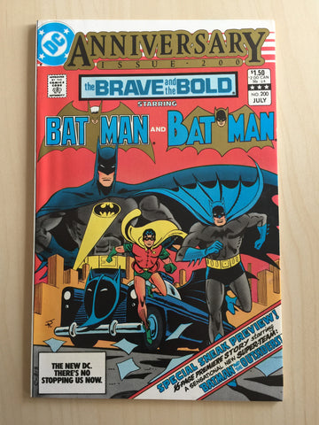 The Brave and the Bold #200 **First Appearance of Katana**