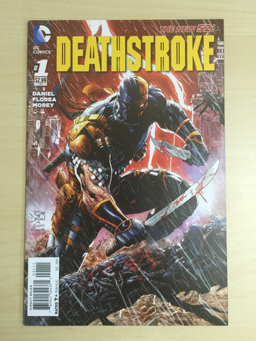 Deathstroke Vol 3 #1