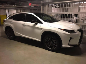 Regency Lexus. Lexus RX350 with a Qvia AR790