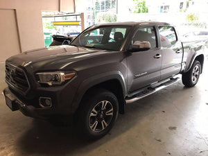 2017 Toyota Tacoma with a Qvia R935