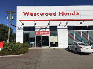 Westwood Honda, 38th Auto Dealerships in BC