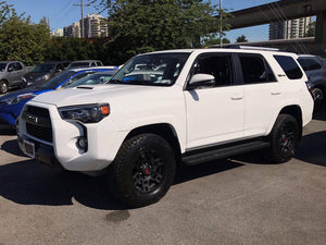 Westminster Toyota. Toyota 4Runner with a Lukas LK-9750 Duo
