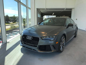 Richmond Honda. Brand New Audi RS7 with a Qvia AR790