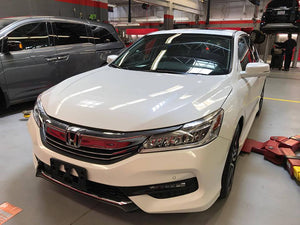Richmond Honda, Honda Accord with a Qvia AR790