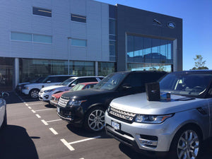 39th Authorized Dealer in BC. Jauguar Land Rover of Richmond