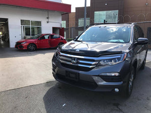 Richmond Honda. Honda Pilot with a Qvia AR790