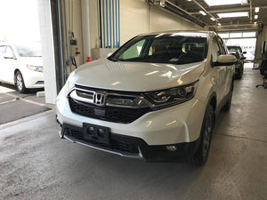 Richmond Honda. Honda CRV with a Qvia AR790