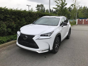Openroad Lexus Richmond, Lexus NX200t with a Qvia AR790