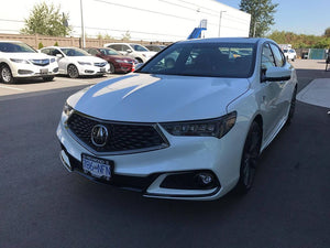 Richmond Acura. Acura TLX A-SPEC with a Qvia AR790