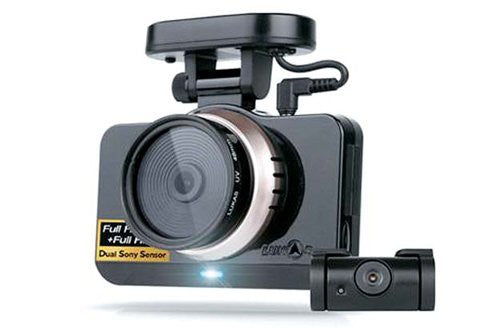 Lukas LK 9750 Duo Dash Cam BlackBox 24GB (Full HD+Full HD) TYPE A