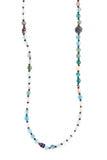 Aqua Strand Necklace