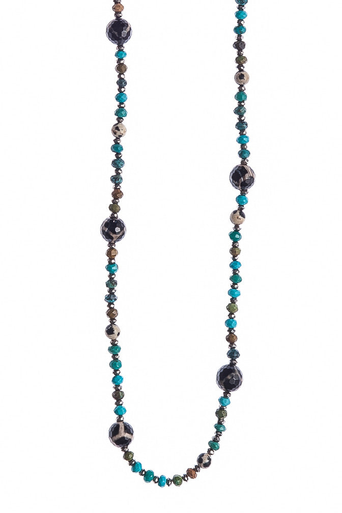 Turqoise Strand Necklace