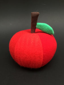 Apple - bright red