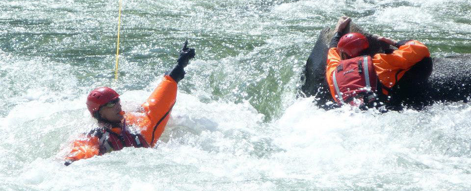 Whitewater Rescue Courses