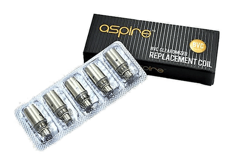 Aspire BVC Single Coils