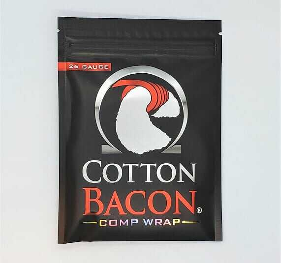 Cotton Bacon with Wire