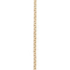 Long Rectangle Bar Necklace