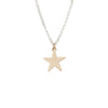Mixed Star Necklace
