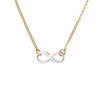 Mixed Infinity Necklace