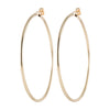 XL Hoop Earrings