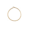 Gold Sunburst Bracelet