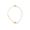 Star Bracelet in Gold