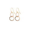 Entwined Gold Earrings