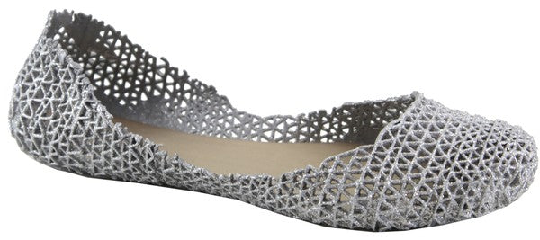 Silver Jelly Flats