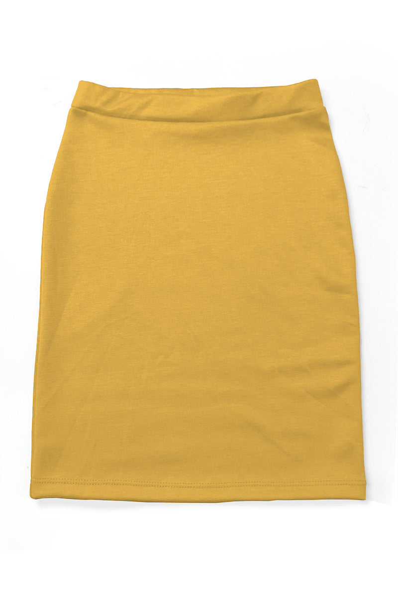 Dijon Girls Knit Skirt