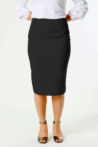 'Riley' Black Skirt