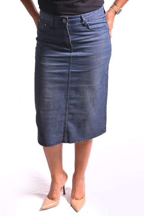 Dana Denim Skirt