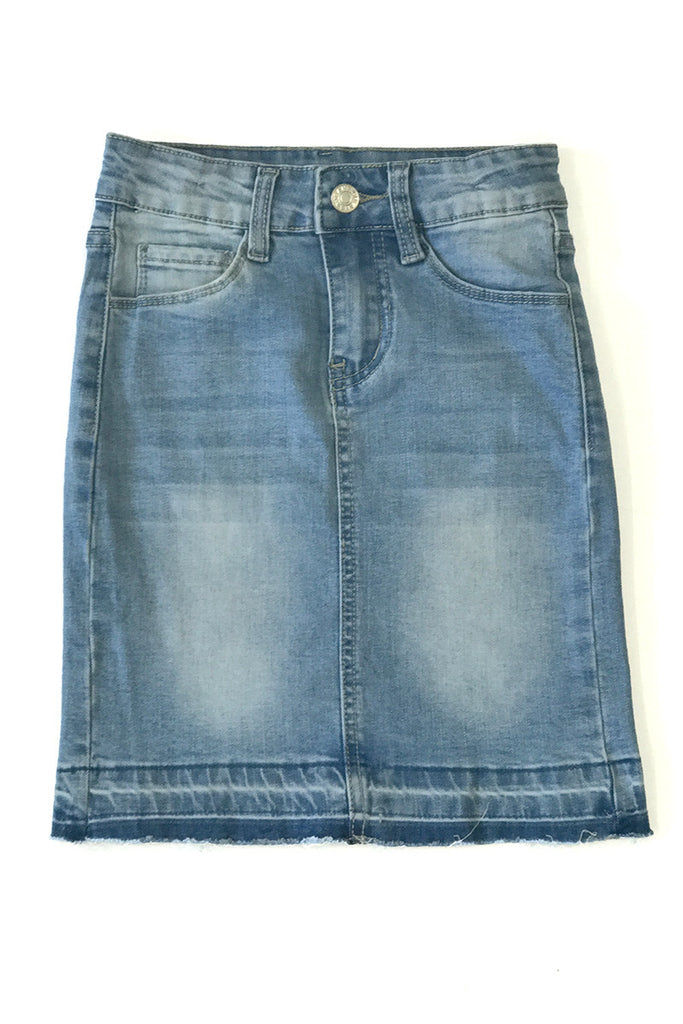 GIRLS EMMA Denim Skirt