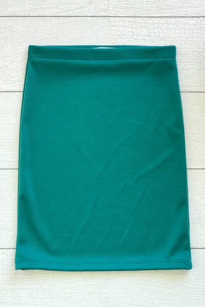 Jade Girls Knit Skirt