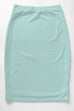 Soft Mint Premium Knit Skirt PRE-ORDER