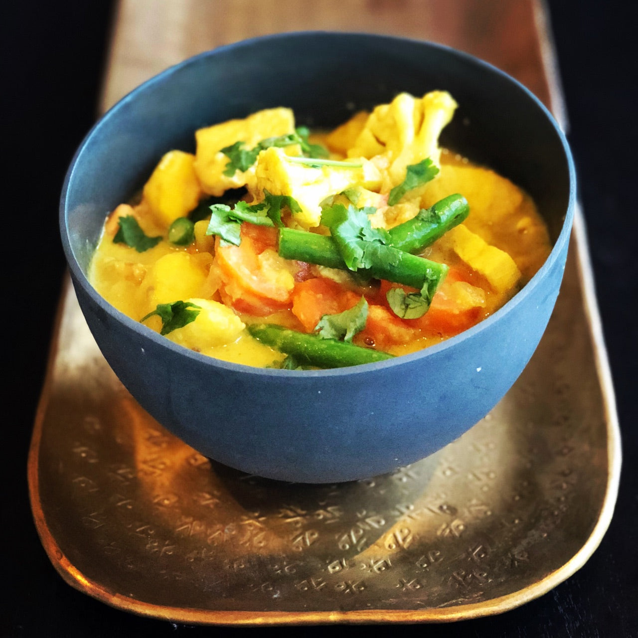 Mentawai Yellow Curry