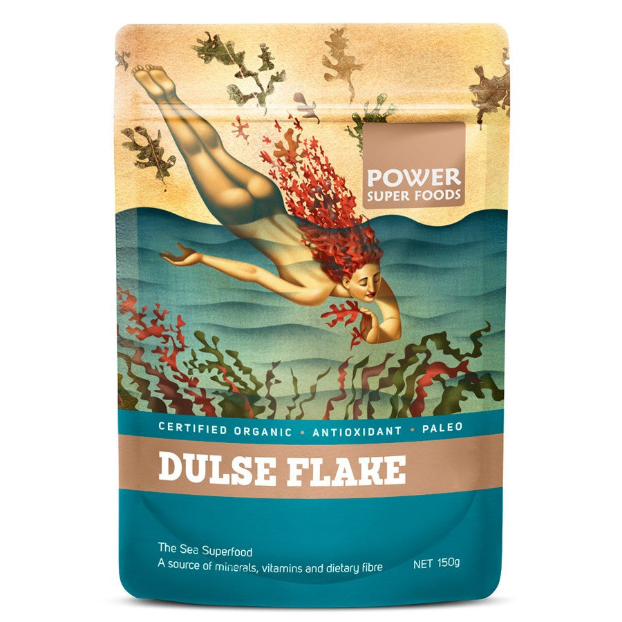 Power Super Foods Dulse Flakes 150g - Nourishing Hub