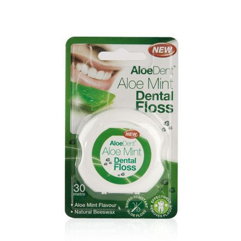 AloeDent Dental Floss - 30 Metre