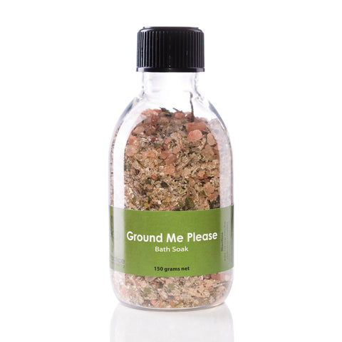 Ground Me Please Bath Salts 150g