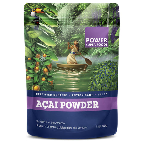 Power Super Foods Acai Berry - 100g