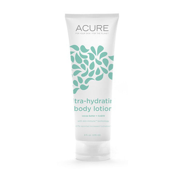 Acure Ultra-Hydrating Body Lotion - Nourishing Hub