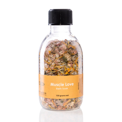 Muscle Love Bath Salts 150g