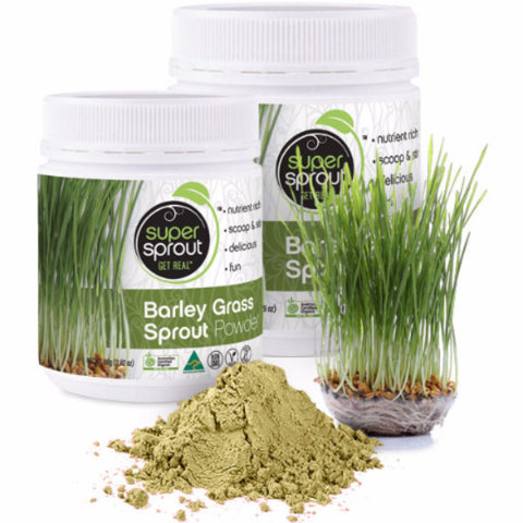 Barley Grass Sprouts Powder