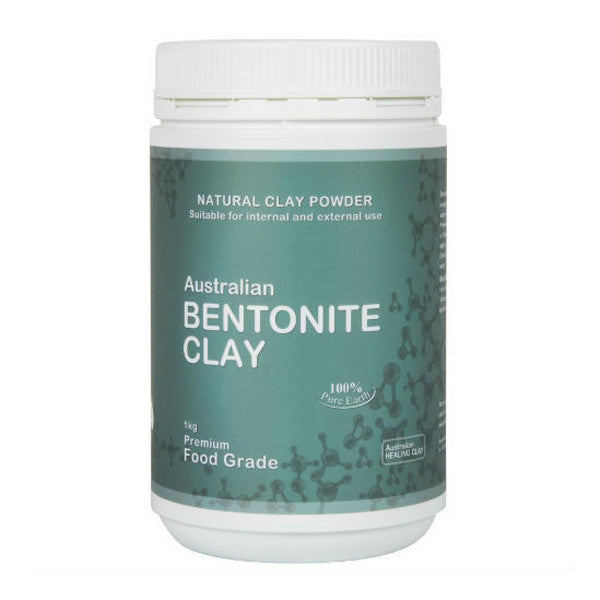 Bentonite Clay (edible) – Nourishing Hub